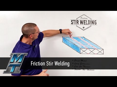 MTI Whiteboard Wednesdays: Friction Stir Welding
