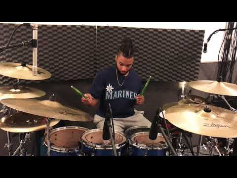 """Journey"" Drum Cover"