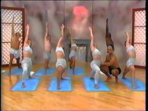 Baron Baptiste's Hot Yoga The Power Yoga Method Level 1