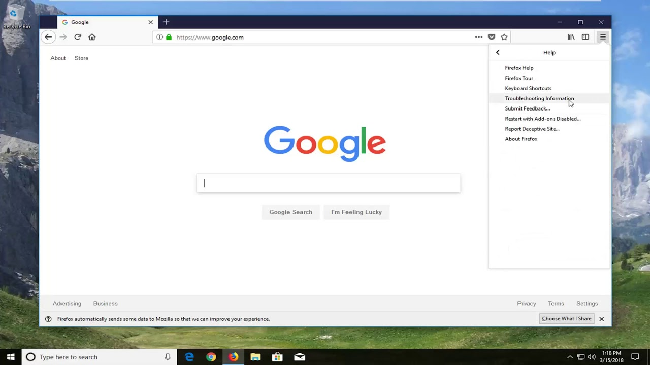 How to Reset Firefox Windows 10 [Tutorial]