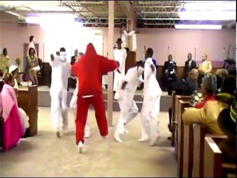 The Renaissance Men * Lord Make Me Over...Praise Dance!!!