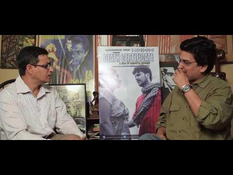 Filmmaker Rajaditya Banerjee talks about genocide in arts & life