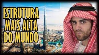 DUBAI- O Edifício Mais Alto do Mundo!