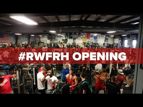 Semper Fi Fund Opening Speech at Real Weights for Real Heroes