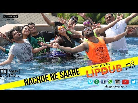 Wedding Lip Dub (Nachde Ne Saare)