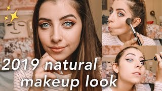 2019 Simple Natural Makeup + Beauty Routine!