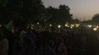 Sudan protesters urge faster transition of power
