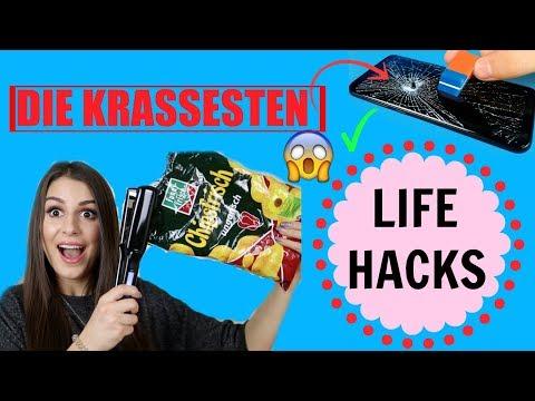 ❌ Die Krassesten & Besten LIFE HACKS ✅, Die Dein Leben Vereinfachen| Sara Desideria