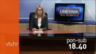VTV Dnevnik najava 20. lipnja 2017.