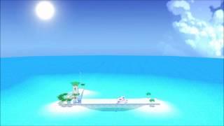 Super Mario Sunshine - Underwater Exploration Orchestrated