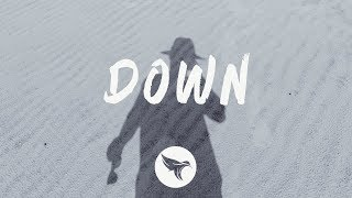 ​blackbear - DOWN (Lyrics)