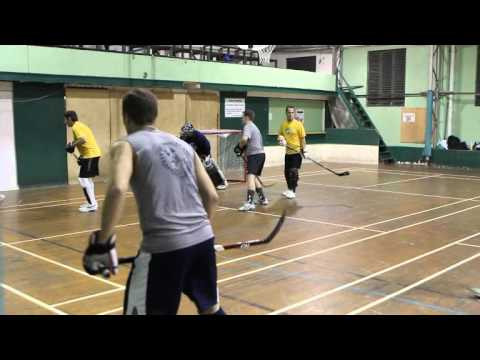 #2 Ball Hockey Bermuda November 4 2011