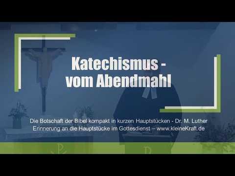 Die zehn Gebote - Der Kleine Katechismus - Martin Luther from YouTube · Duration:  57 minutes 32 seconds