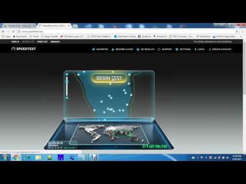 Best Broadband in Bangalore- Realtime Speed Test and review Hathway,  act,  airtel,  tikona,  bsnl,