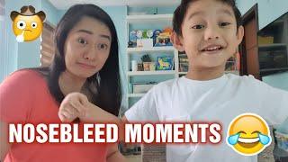 Teaching Filipino (Tagalog) Lanġuage To My Son ll Very cute, Funny & Challenging II Momshie Jhen