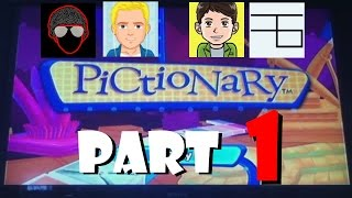 Pictionary - Part 1 (Funny Moments Series)