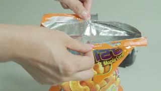 비닐접착기 실링기 테스트