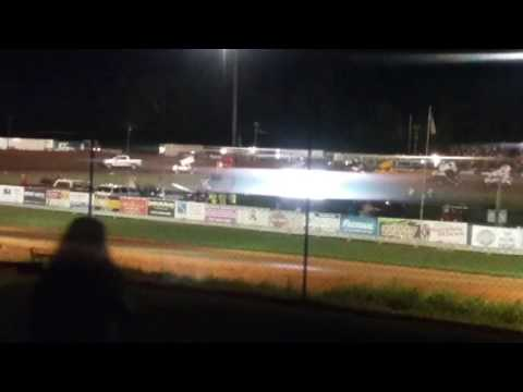 Racesaver Sprints Feature Part 1/3  Bloomington Speedway