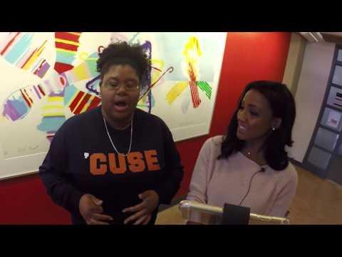 Syracuse University ISchool Admitted Graduate Student Periscope Tour