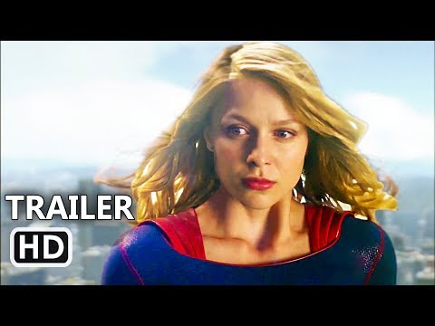 SUPERGIRL Season 3 Official Trailer (2017) TV Show HD