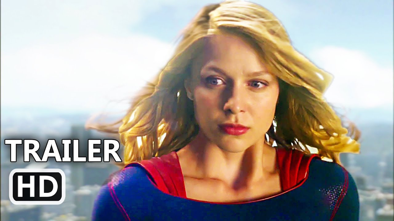 Download SUPERGIRL Season 3 Official Trailer (2017) TV Show HD