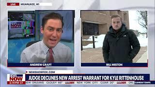 KYLE RITTENHOUSE: Judge DECLINES New Arrest Warrant, Increase Bond | NewsNOW From FOX
