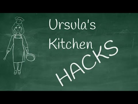 Ursula's Kitchen Hacks: Cooking Gumbo