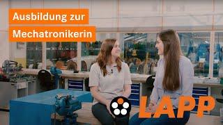 Ausbildung zur Mechatronikerin bei Lapp - YAEZ-Reportage zu Frauen in MINT-Berufen