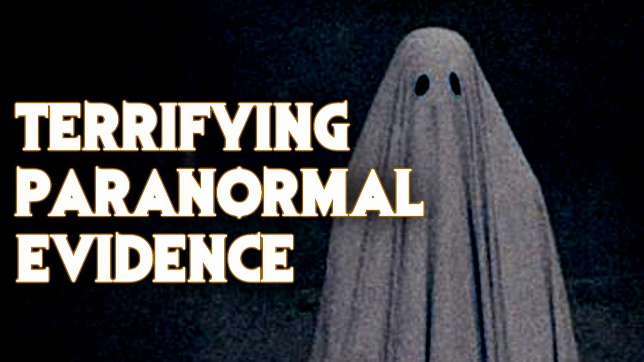 Totally Real Ghost Videos That Will Convince You Of The Paranormal