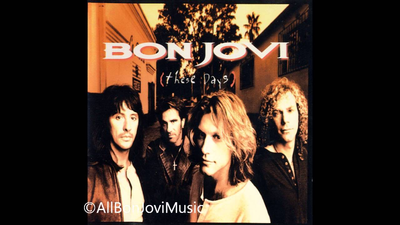 Bon jovi these days download album youtube sciox Images