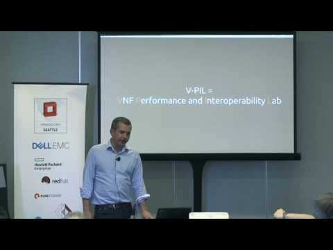 Benchmarking VNFs performance and compatibility using OpenStack, Mark Baker, Canonical