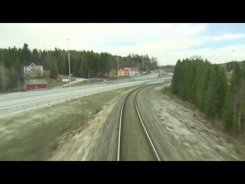 Train Cab Ride Live Stream 24/7 - Train Cab Rides in Spring