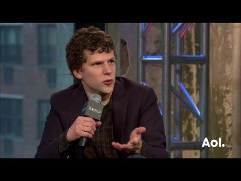 "Jesse Eisenberg On ""Batman V Superman: Dawn of Justice"" | AOL BUILD"