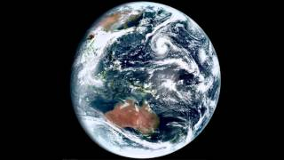 Earth From Space 4K   - Himawari 8   UHD Images of Earth