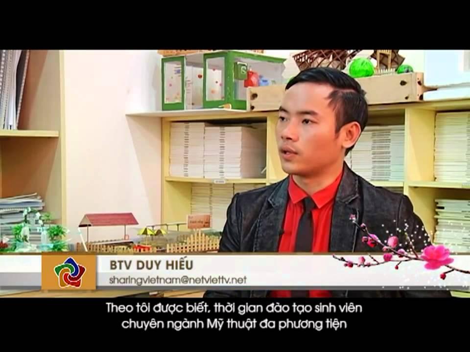 VTC10: Đào tạo nhân lực ngành Mỹ thuật Đa phương tiện – Multimedia Education in Vietnam