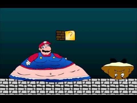 SUPER FAT MARIO GAME!! XD!!