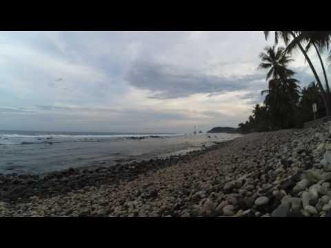 timelapse sunset pantai pidakan pacitan