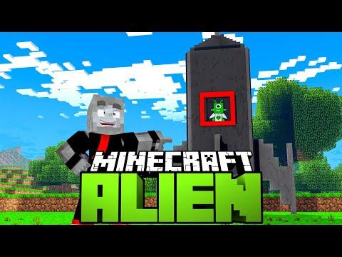 DAMIT FLIEGEN WIR INS WELTALL?! - Minecraft ALIEN #09 [Deutsch/HD]