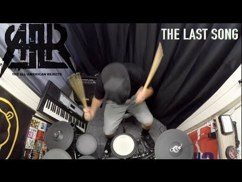 The All-American Rejects--The Last Song Drum Cover