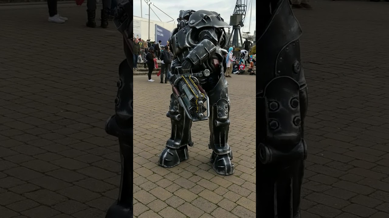 x 01 power armour