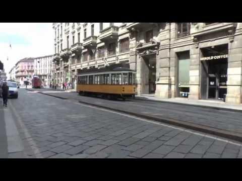 Milan Trams - 18/08/14