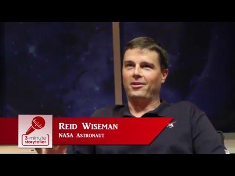 REID WISEMAN, NASA astronaut