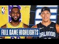 LAKERS at MAGIC  FULL GAME HIGHLIGHTS  December 11 2019 video