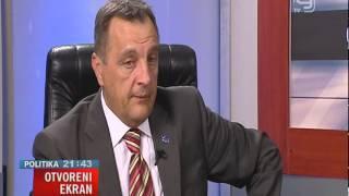 TV KANAL 9, NOVI SAD: OTVORENI EKRAN 03.06.2015. ZORAN ŽIVKOVIĆ