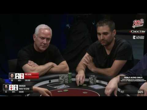 Poker Night in America | Live Stream | 04-22-16 | Part 1 of 4 | Choctaw Casino Resort - Durant, OK