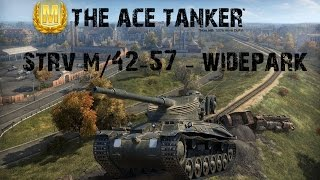 The Ace Tanker - Strv m42-57 Alt. A2  - Widepark - Swedish Autoloader