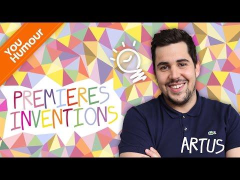 ARTUS - Les premières inventions