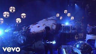 Broken Bells - Trap Doors (Live on Letterman)