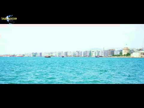Минута Греции: Pleasure boats and the White Tower at Thessaloniki new seafront