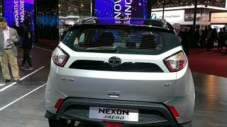 Tata Nexon Aero Customisation Kit at Auto Expo 2018 - All the details #ShotOnOnePlus